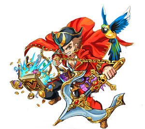 海賊王 ジャンプキッド