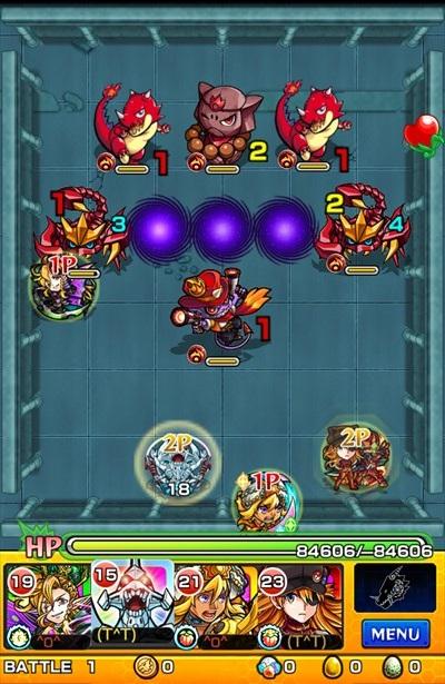 蠍座の黄金聖闘士ミロ/バトル1