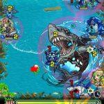 ゴーストシャーク「極」攻略/適正パーティ/海を切り裂く巨大な幽霊鮫