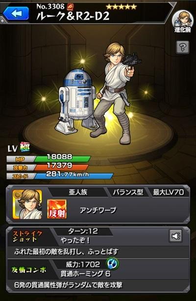 ルーク&R2-D2