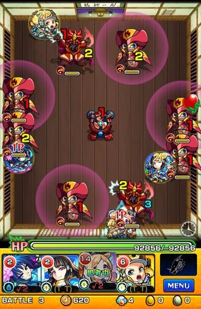 沖田総悟/バトル3